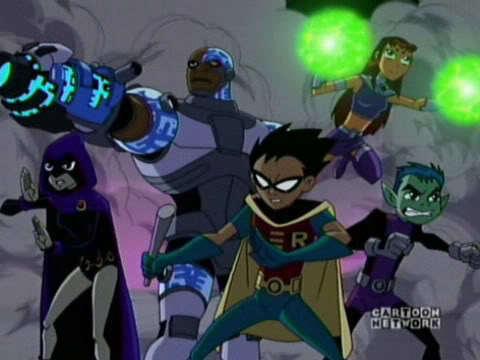 Titans Go