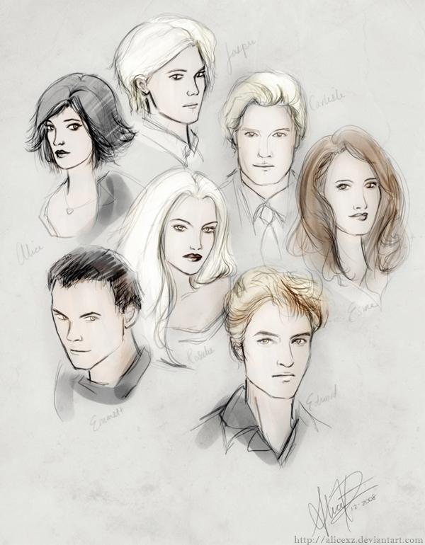 Twilight Fanart (By Alicexz)