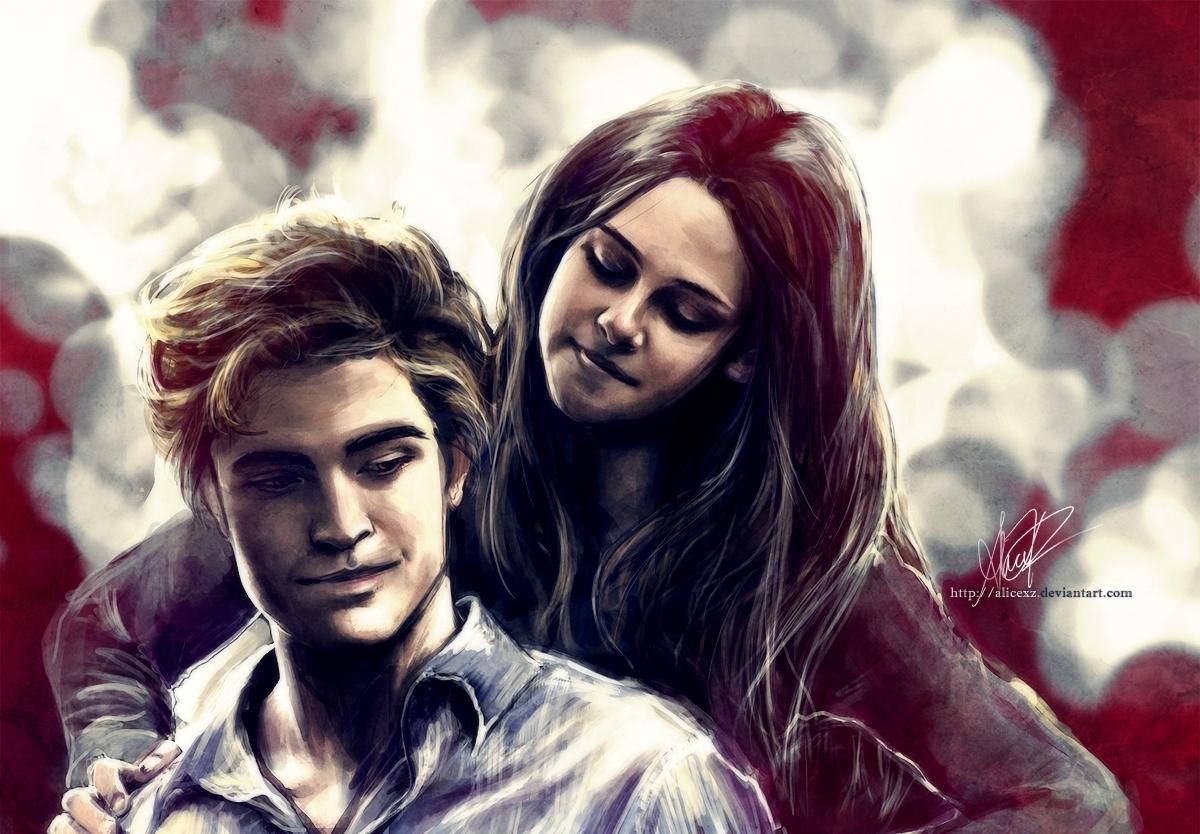 Twilight Fan Art Fan Art of Twilight Fanart by
