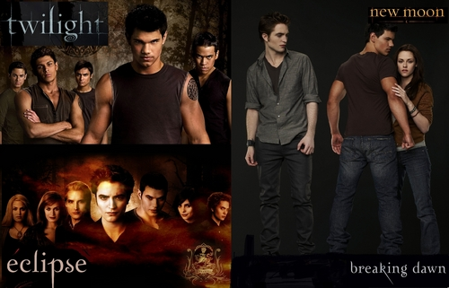 Twilight series wallpaper