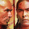 The Last of the Mohicans photo probably containing a portrait titled Uncas