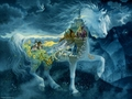 Unicorn Dream - unicorns wallpaper