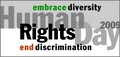Visual Designs & Banners for HR Day 2009 - human-rights fan art