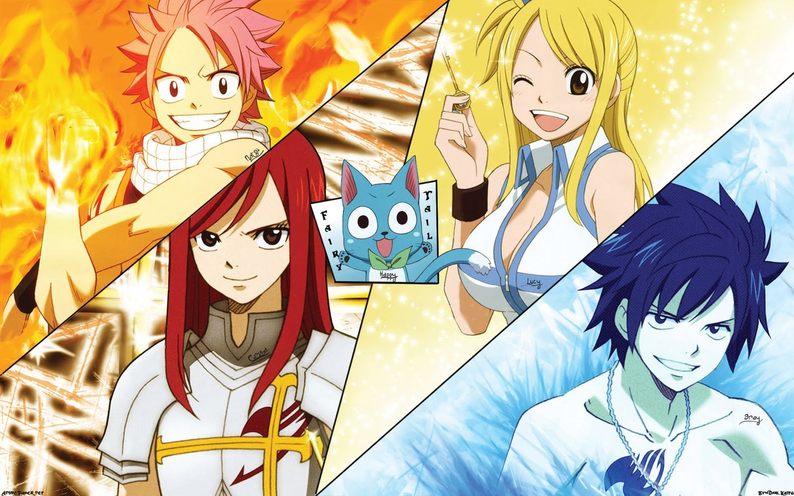 fairy tail wallpaper animepaper