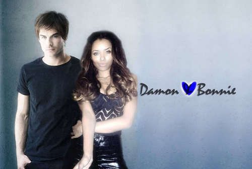D/B photo - damon-and-bonnie Photo