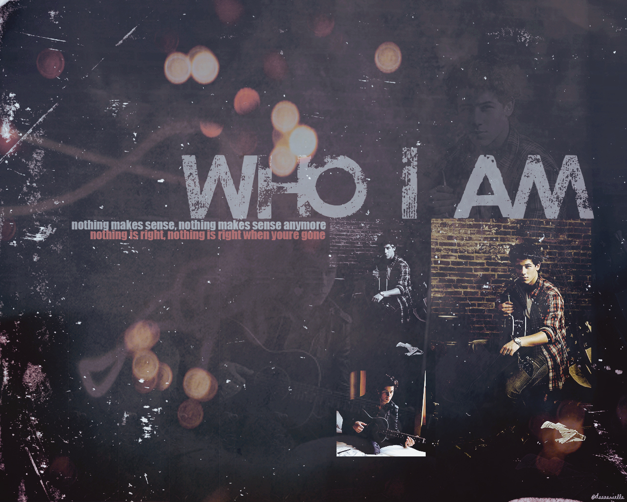 who i am wallpaper nick jonas wallpaper 9337929 fanpop