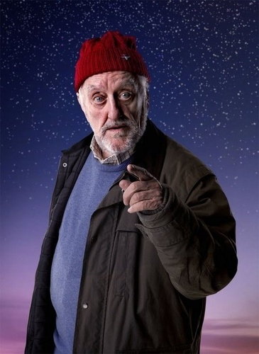 Wilfred Mott in The End of Time
