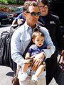 With Son Levi - matthew-mcconaughey photo