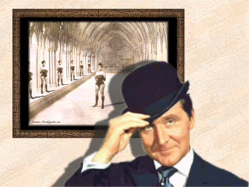 Steed's お気に入り Painting