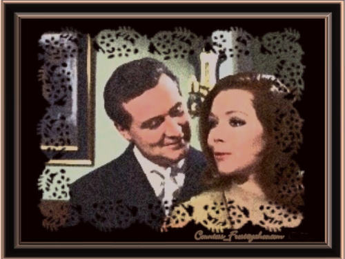 We've Been Framed Mrs. Peel