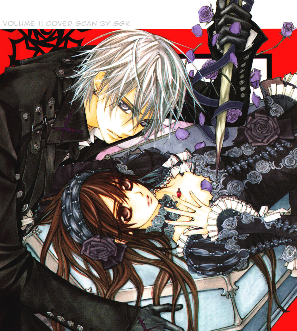 Zero Kiryu  Vampire Knight Wiki  FANDOM powered by Wikia