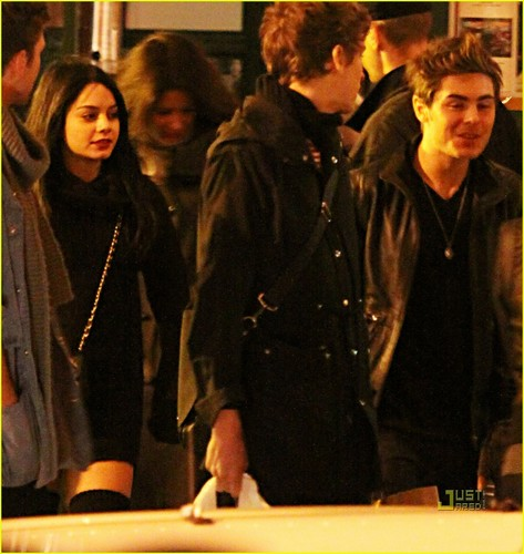 Zac and Vanessa in Vancouver