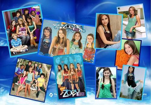 Zoey 101 پیپر وال containing عملی حکمت entitled Zoey 101