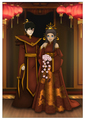 Zuko and Katara &lt;3 - zutara-of-fire-and-water fan art