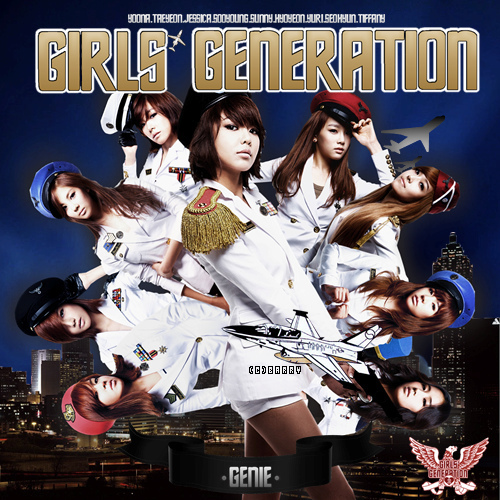 cover album2 - Girls Generation/SNSD 500x500