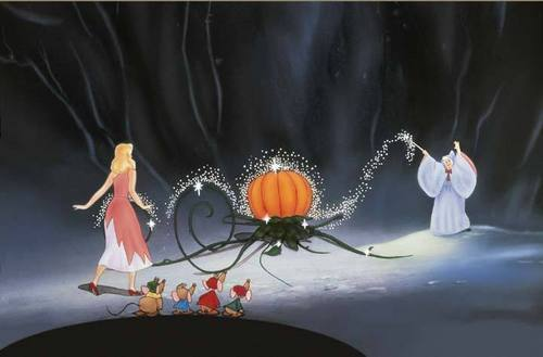 Cinderella And The Pumpkin