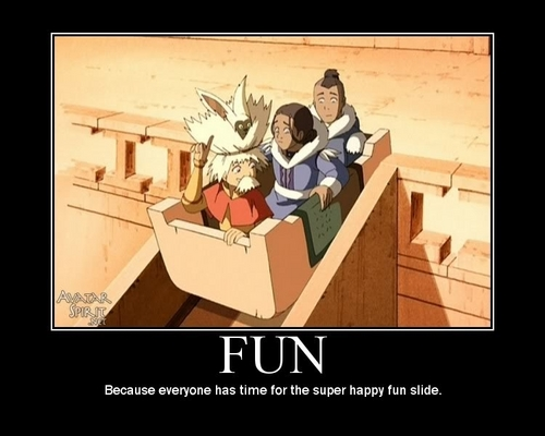 fun - avatar-the-last-airbender Photo