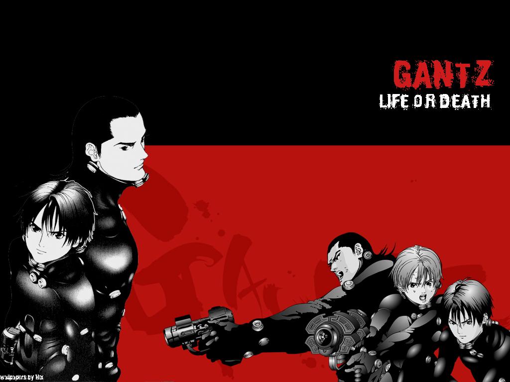 Gantz Gantz 壁紙 ファンポップ