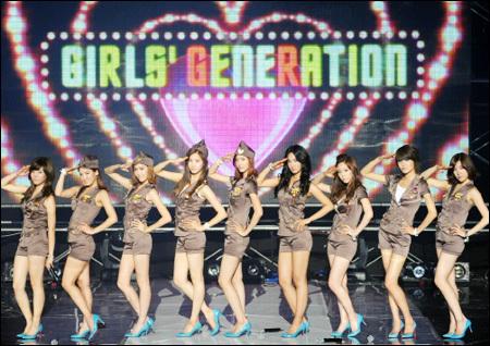 genie - Girls Generation/SNSD 450x318