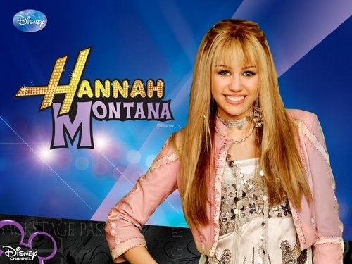 hannah montana aka miley cyrus the pop nyota