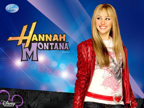 hannah montana aka miley cyrus the pop étoile, star