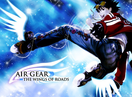 Air Gear wallpaper probably containing a wicket entitled ikki
