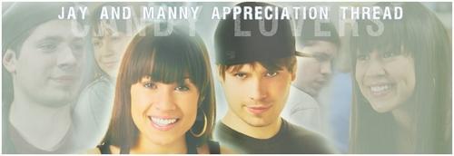 어치, 제이 and manny