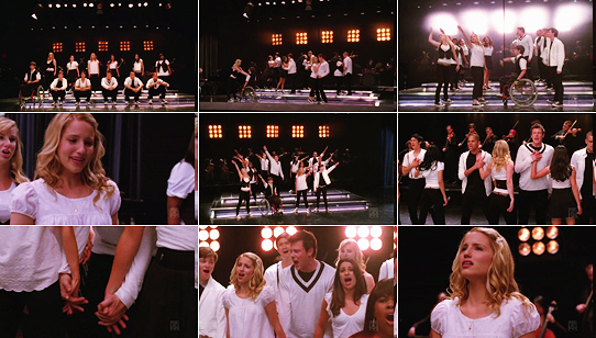 Quinn Fabray keep holding on