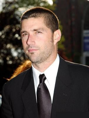 Lost wallpaper containing a business suit, a suit, and a double breasted suit entitled matthew fox