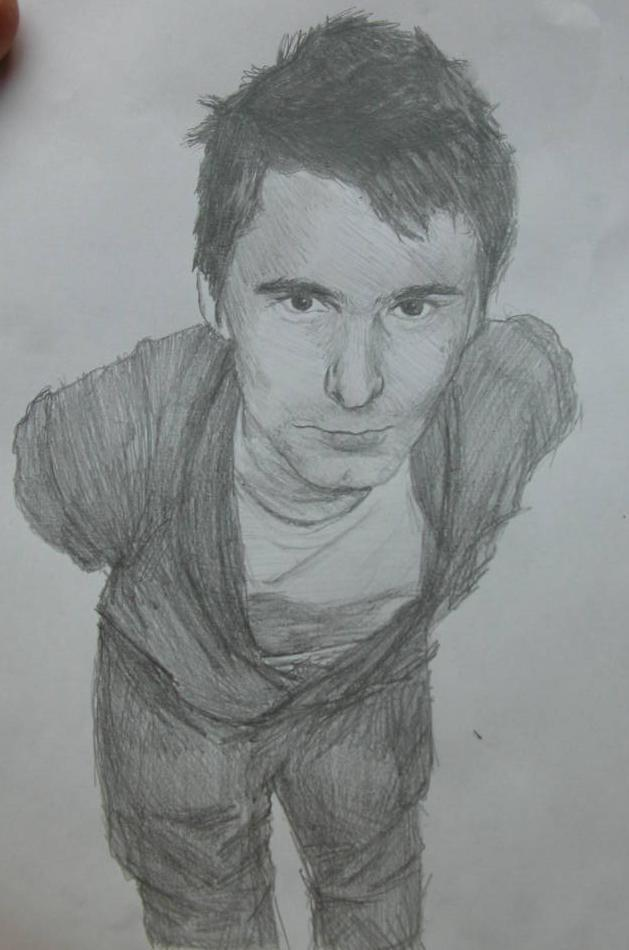 my matt drawing