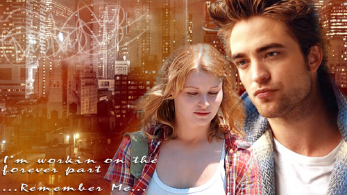 remember me fan made - robert-pattinson Wallpaper