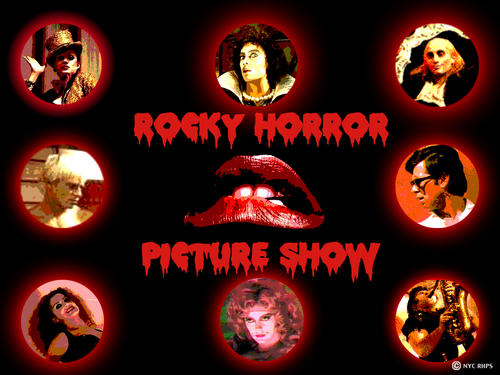 rhps personnages