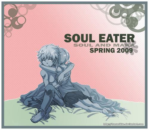 soul x maka