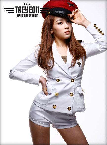 tae yeon-genie - Girls Generation/SNSD 433x586