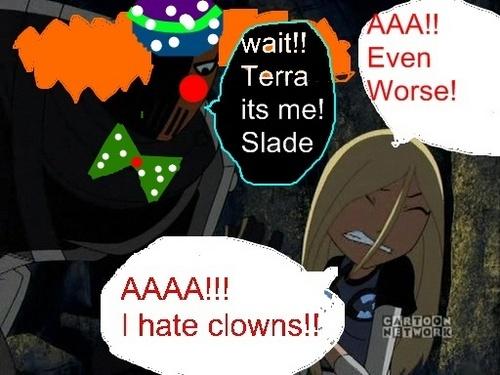 terra and Slade