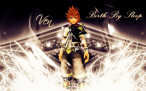 Kingdom hearts birth by sleep images ven hd wallpaper and background kingdom hearts birth by sleep wallpaper entitled ven voltagebd Choice Image