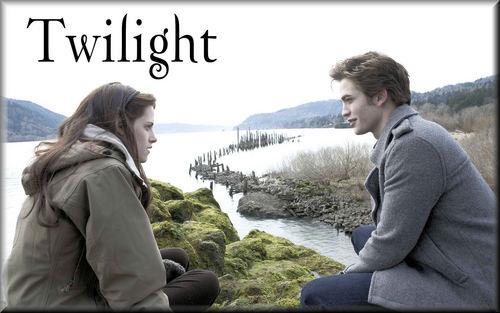 •♥• Edward & Bella TWILIGHT wallpaper •♥•