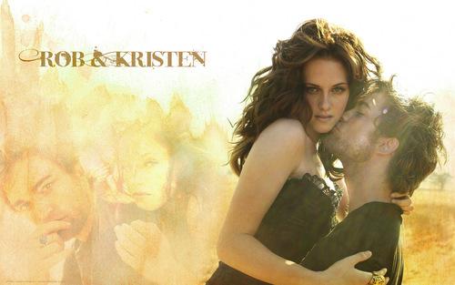 •♥• Rob & Kristen VANITY FAIR Wallpaper •♥•