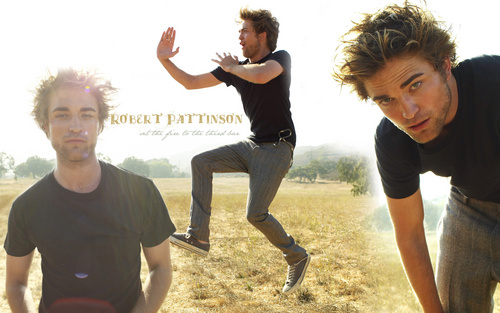 •♥• Rob VANITY FAIR Wallpaper •♥•