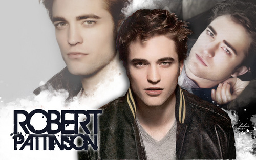 Twilight Series wallpaper probably containing a portrait titled •♥• Rob Wallpaper •♥•