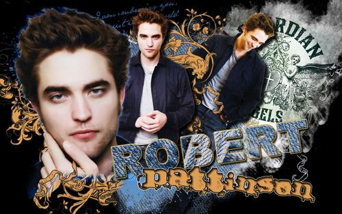•♥• Robert Pattinson hình nền •♥•