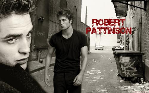 •♥• Robert Pattinson پیپر وال •♥•