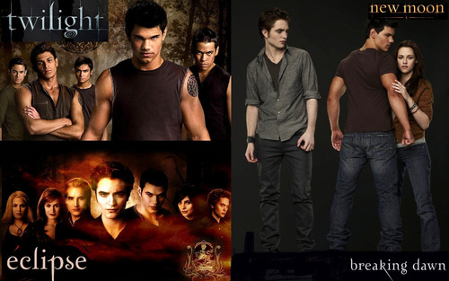 •♥• TWILIGHT SAGA Wallpaper •♥•
