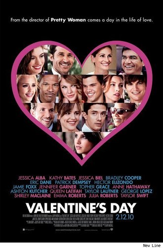'valentine's day' poster