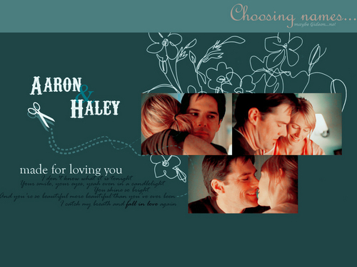Aaron & Haley