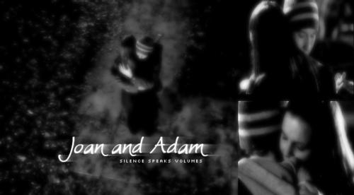 Adam and Joan