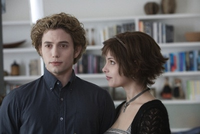 "Alice and Jasper ""Jalice""- The Twilight Saga, looking into each others eyes"