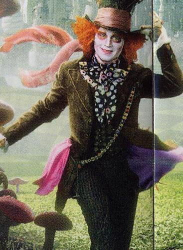 Alice in wonderland new poster