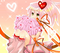 Amulet Heart - shugo-chara fan art