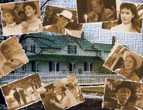 Anne of Green Gables wallpaper called Anne of Green Gables with Megan Follows